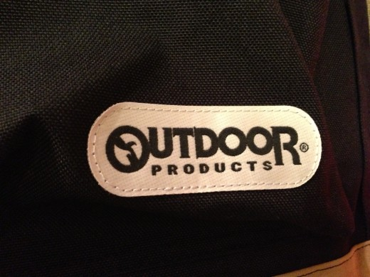 OUTDOORのなつかしいリュックを買った