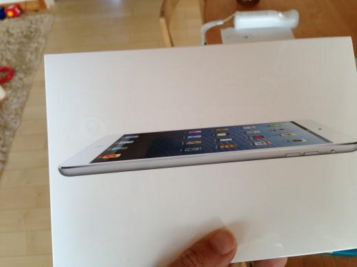 iPadmini開封の儀2