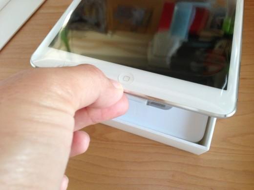 iPadmini開封の儀4