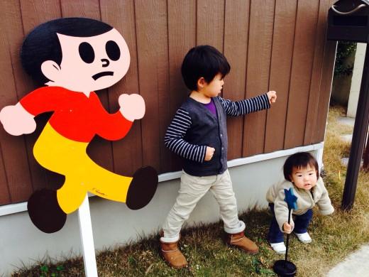 大切な家族を守りたいなら「久田工芸」が制作する「飛出し坊やとび太くん」をポチるんだ!