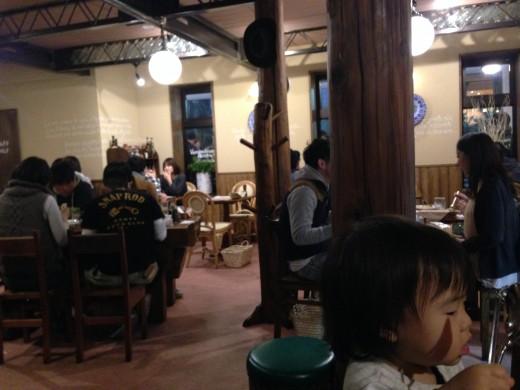 HIROSHI店内