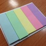 POST IT(ポストイット)でKindle Paperwhiteが驚くほどきれいに!
