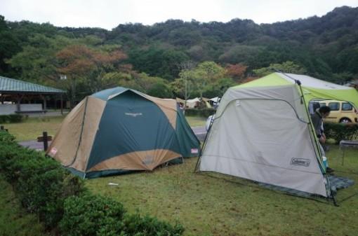孫太郎オートキャンプ場Aサイト