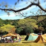大人数でオートキャンプするなら絶対フリーサイトが良い【三重県紀北町「孫太郎オートキャンプ場」】